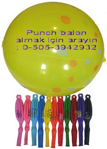 punch balon sat���